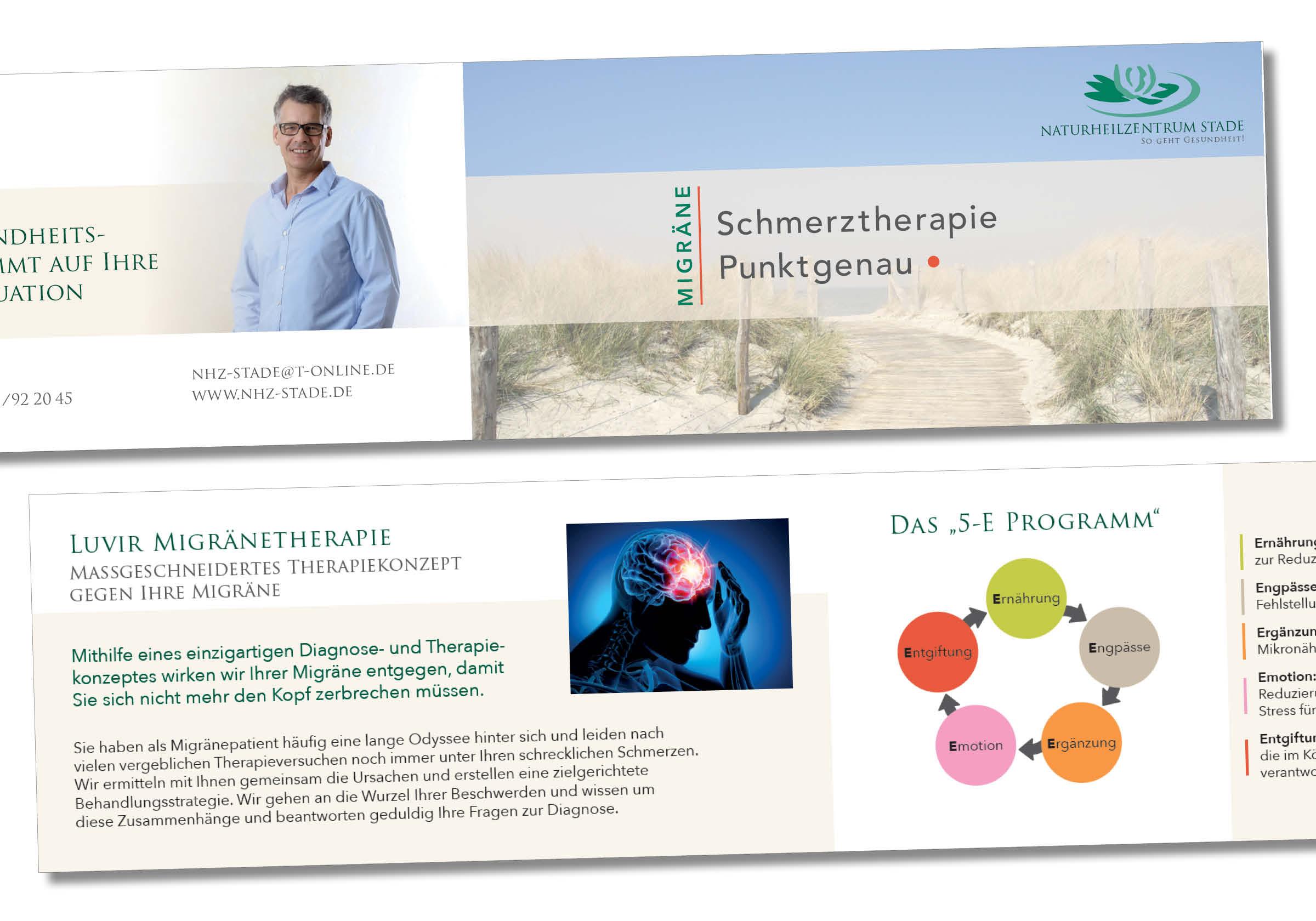 Brochure Health Sector
